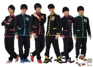 BOYS AND MEN 研究生